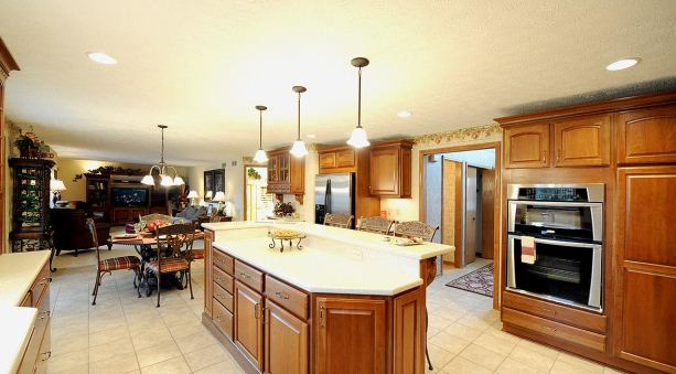 New Wayne Homes in Akron - Kitchen