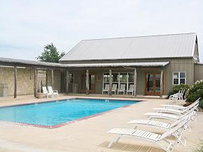 Chisholm Springs New Homes Community Pool