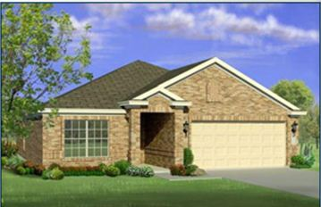 Deer Creek Blanco Floorplan