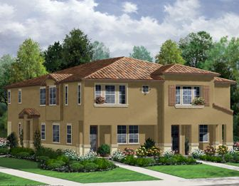 Avalon at Otay Ranch New Townhomes