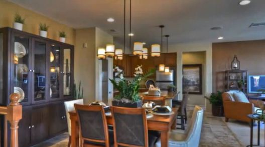 Avalon at Otay Ranch Townhomes Kitchen