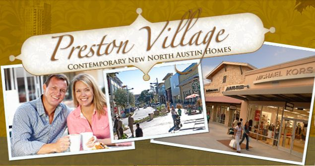 New Homes of Preston Village Community