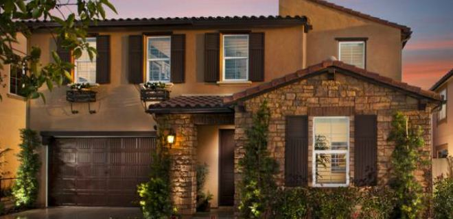 Valencia at Del Sur New Homes Community San Diego