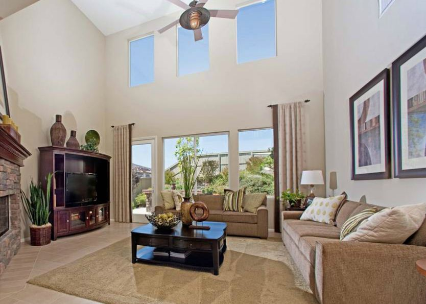 Andalusia at 4s ranch model homes go on sale this weekend for Interior design 92130