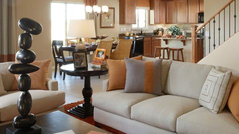 Circle Cross Ranch Family Room