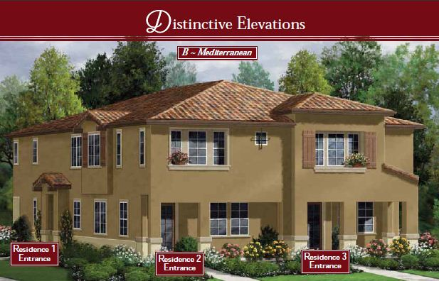 Avalon at Otay Ranch Townhomes For Sale