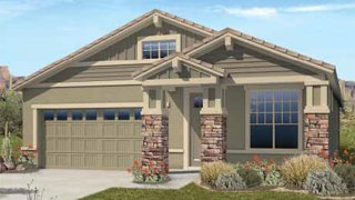 New Homes of Canyon Trails