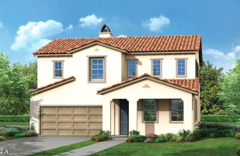 Santa Rita New Homes Otay Ranch
