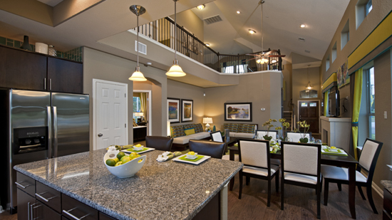 Southpark Meadows New Homes Kitchen