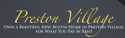 Preston Village Homes For Sale Community
