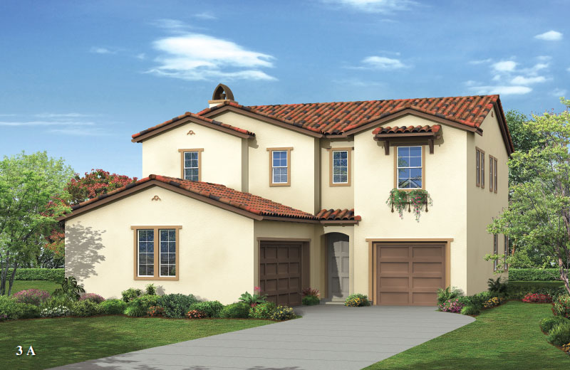 Otay ranch new homes builder homemade ftempo for New construction ranch homes