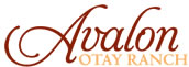 Avalon at Otay Ranch New Townhomes - Logo