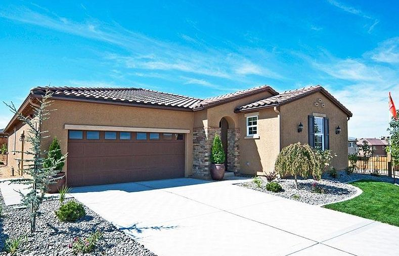 La Tierra at Miramonte New Homes in Reno