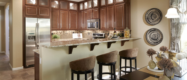 Canyon Trails New Homes Kitchen