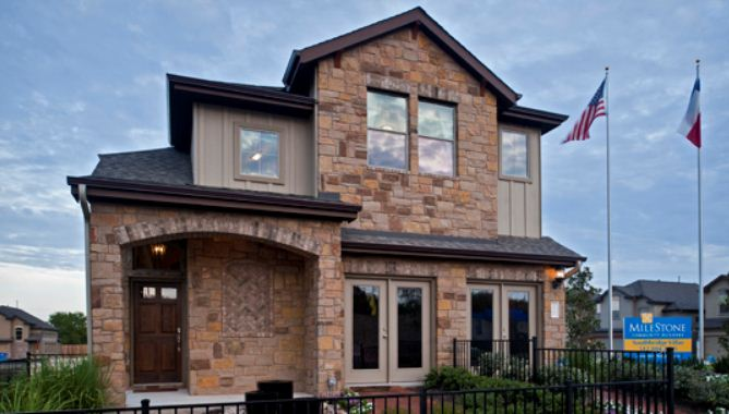 Southpark Meadows South Austin Homes