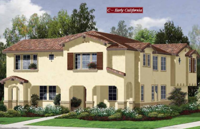 Townhomes of Avalon at Otay Ranch