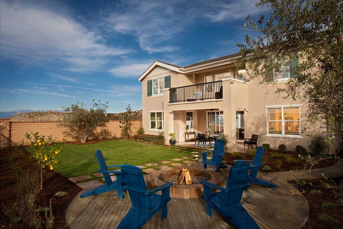 Menifee New Home for Sale at Big Sky