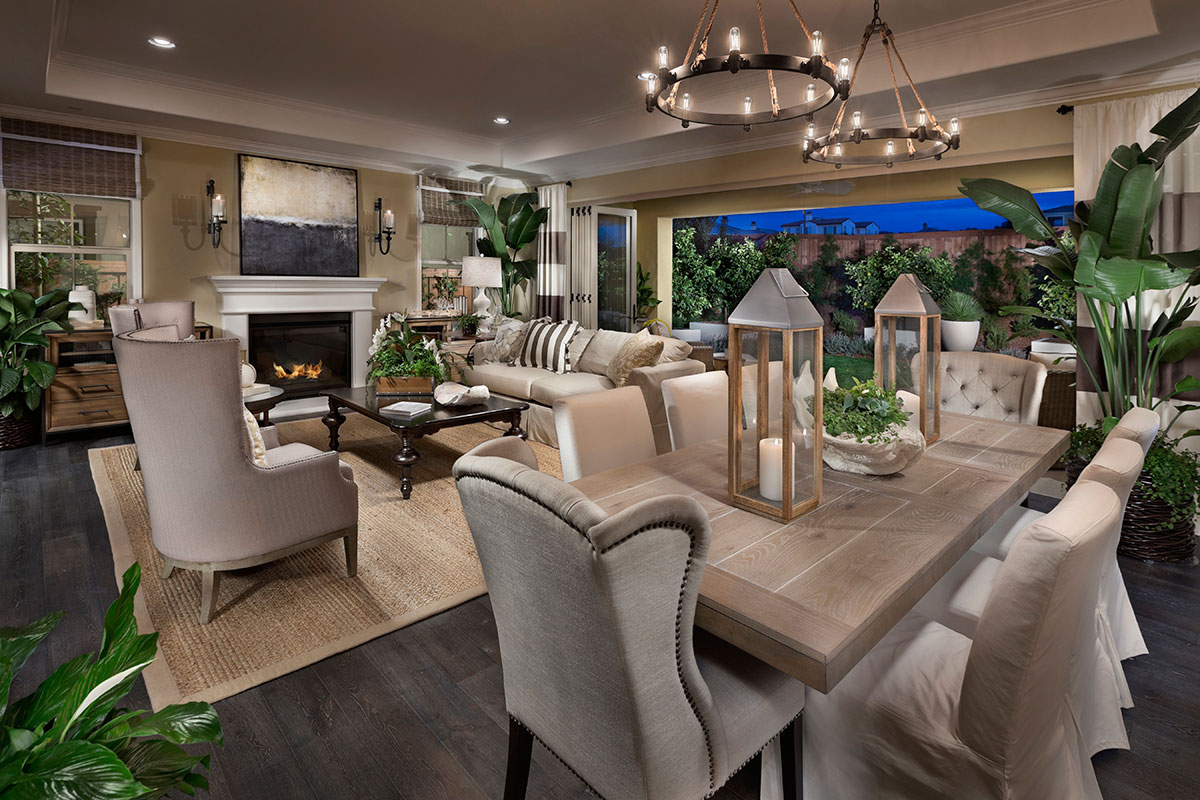 New Homes of Palo Verde at the Foothills - Living Room