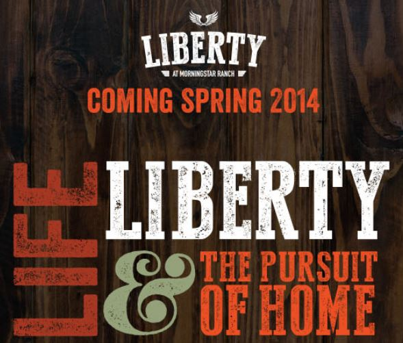 Liberty at Morningstar Ranch Community Logo
