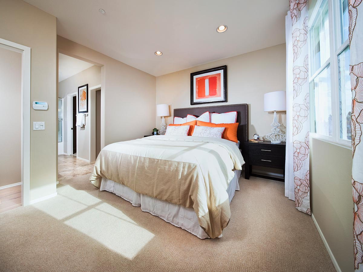 Master Bedroom of Palmetto at Rosedale