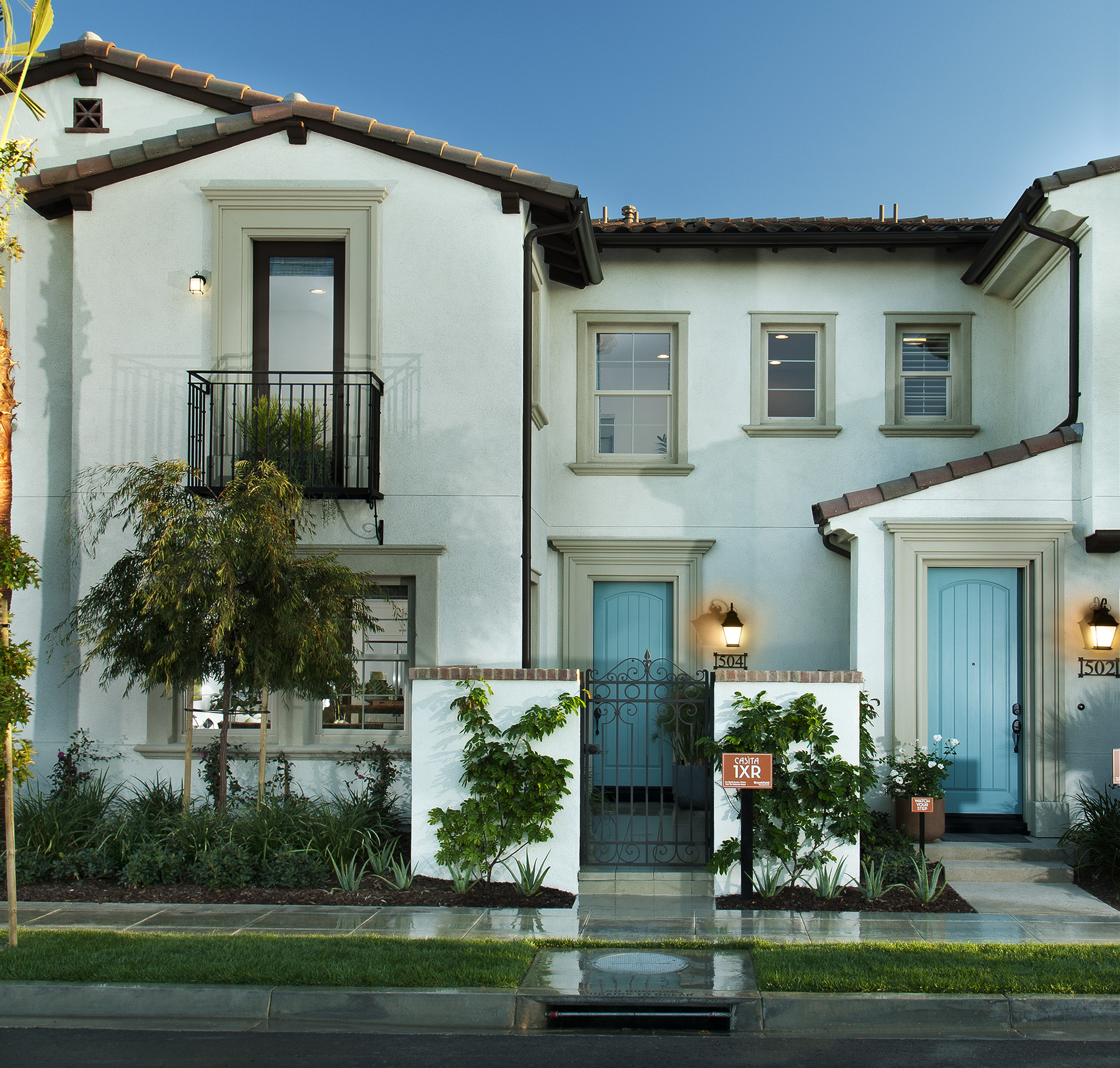 Casita at Colony Park New Townhomes