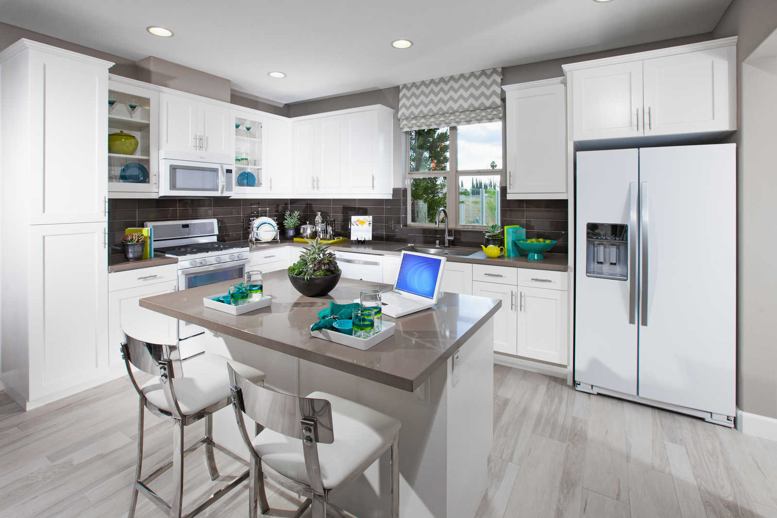 The Domain at Anaheim New Townhomes Kitchen