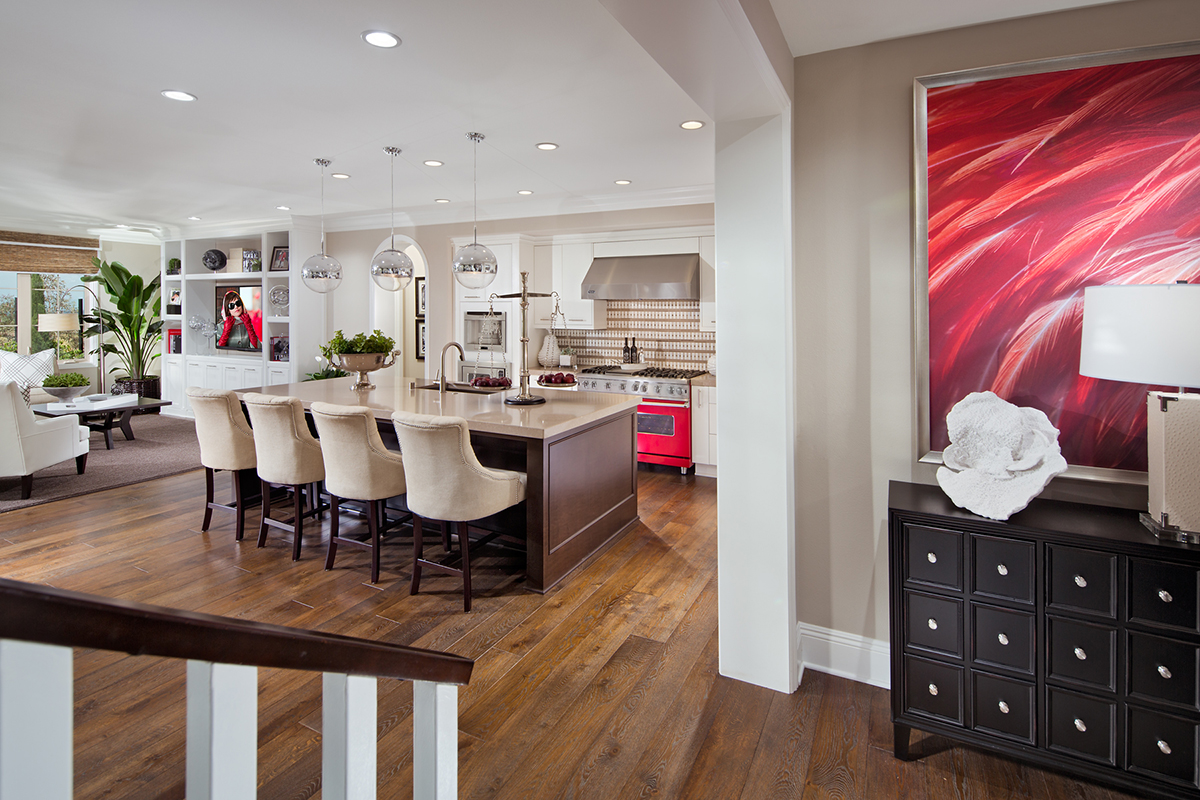 La Vita at Orchard Hills - Kitchen