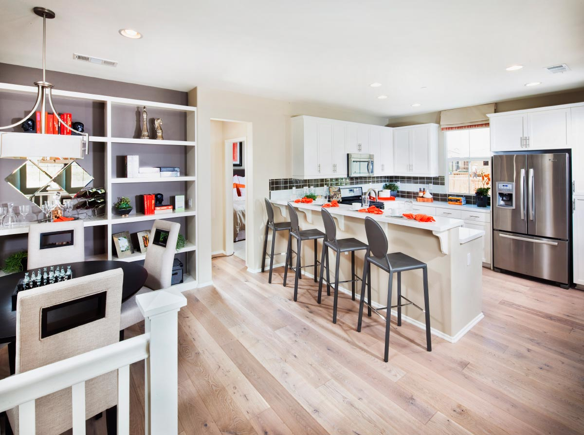 New Townhomes of Palmetto at Rosedale - Kitchen