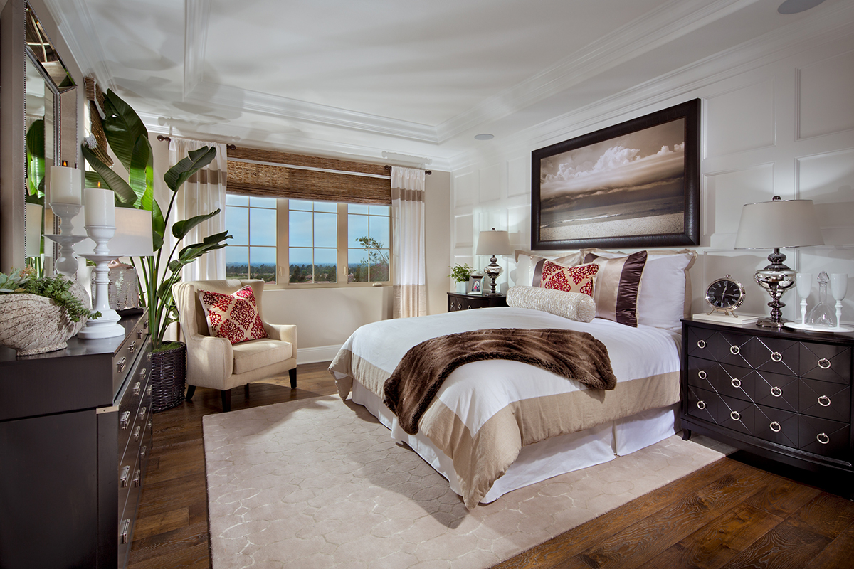 La Vita at Orchard Hills Master Bedroom