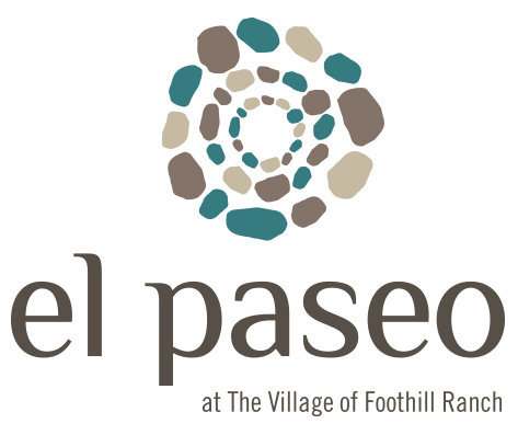 El Paseo in the Village of Foothill Ranch Logo