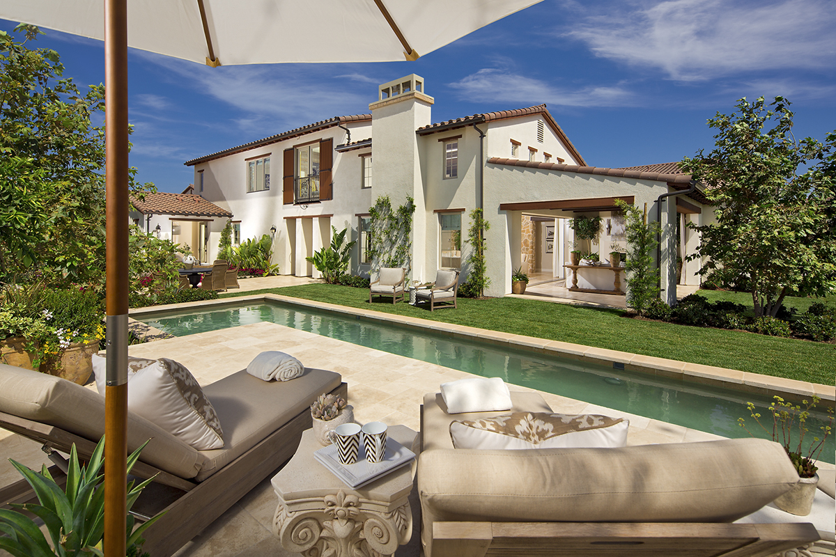 La Vita New Homes in Irvine