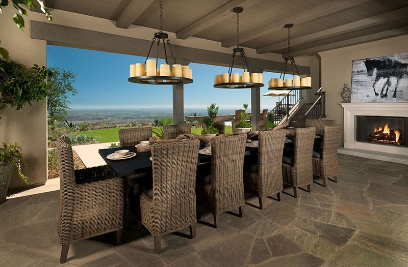 Ravello at Cielo New Homes - Dining Room
