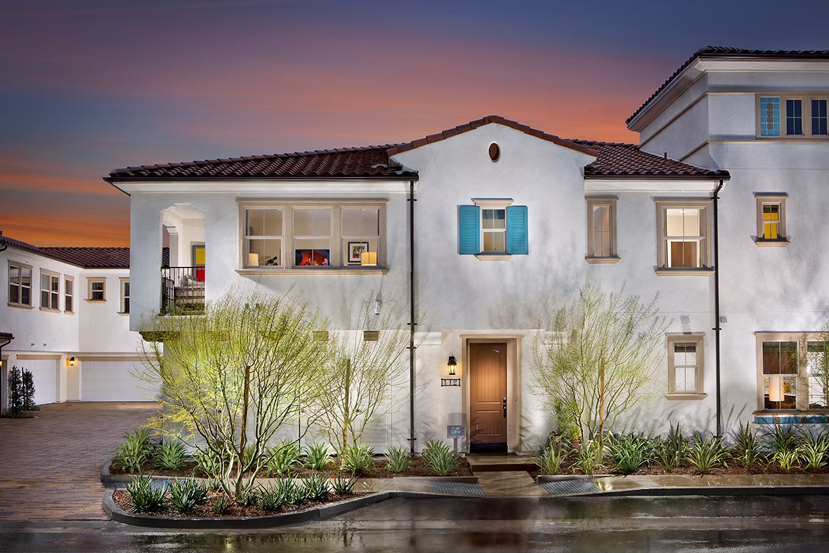 Townhomes at El Paseo The Village