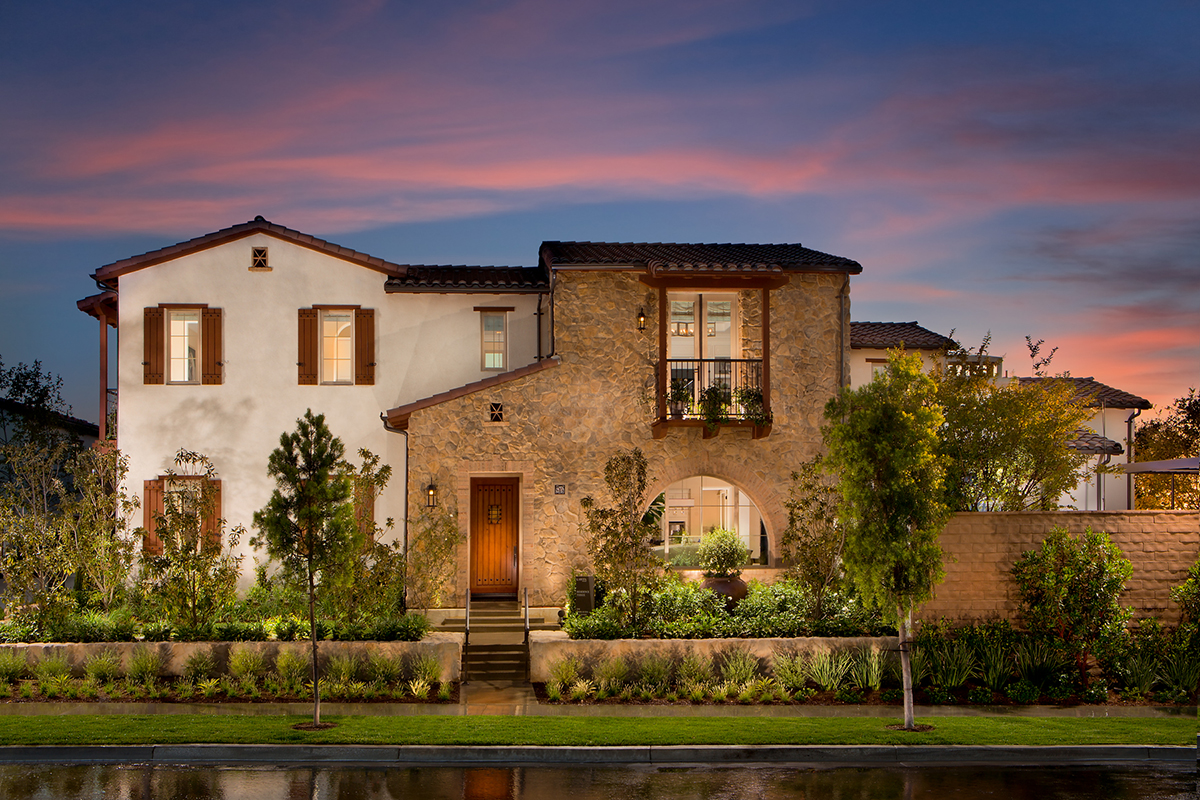 Irvine Homes for Sale at La Vita at Orchard Hills
