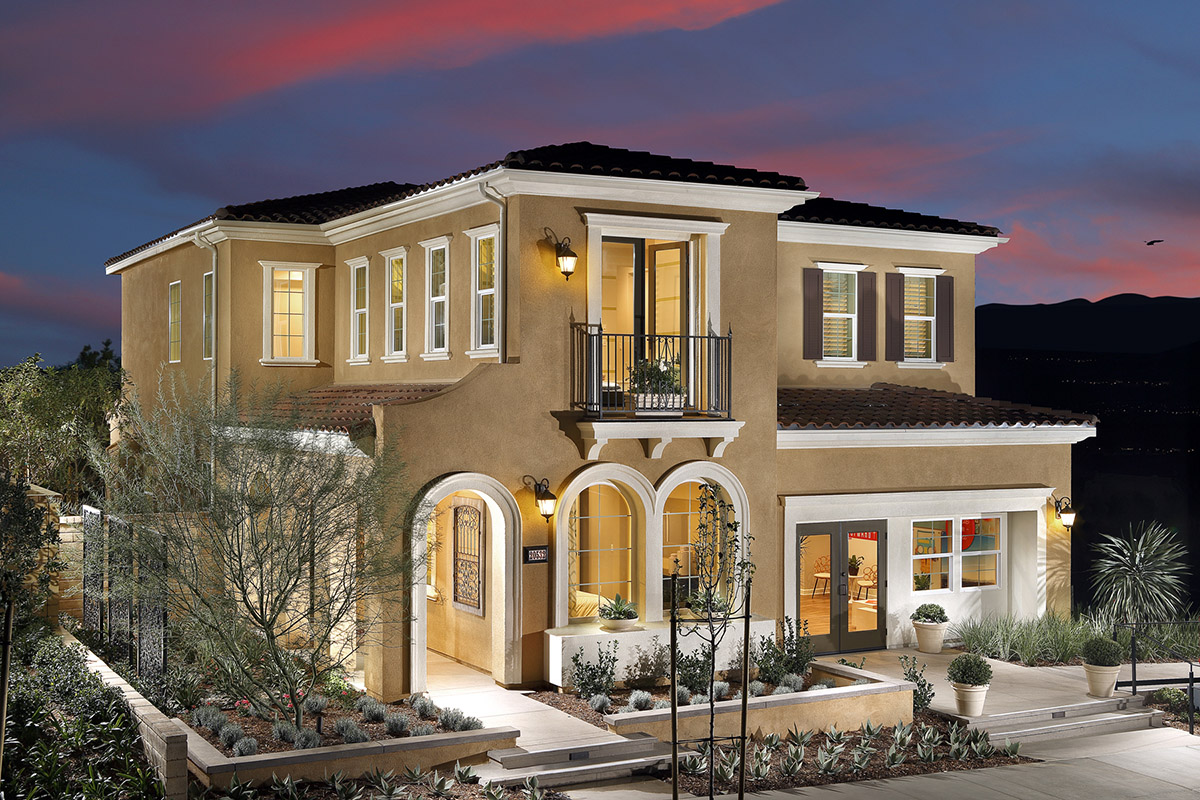 Brighton collection of homes for sale in Santa Clarita