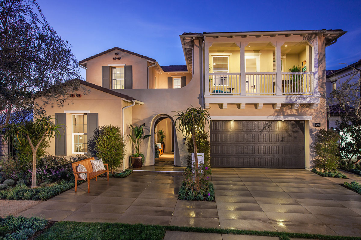 The Homes Of Camellia At Rosedale Invites You In