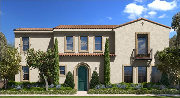 Legado new Irvine homes for sale