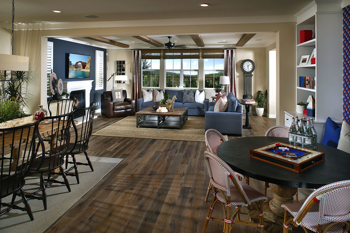 Summerset New Homes at New Haven Spacious Floor Plans