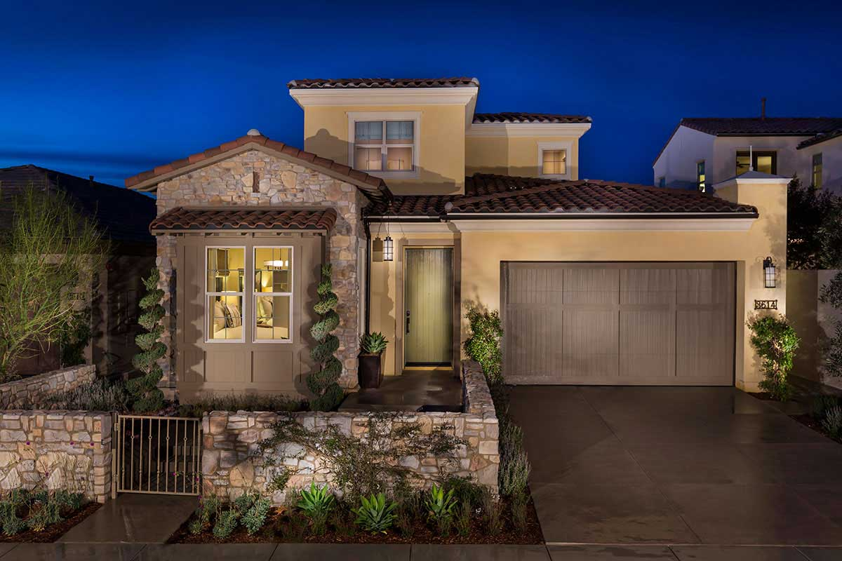 New Homes Carlsbad Foothills