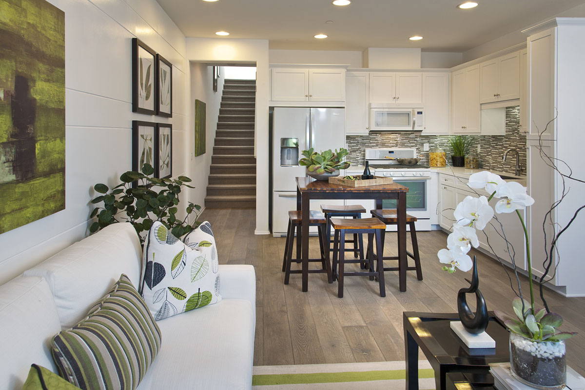 Anaheim New Homes for Sale at Casita - Great Room