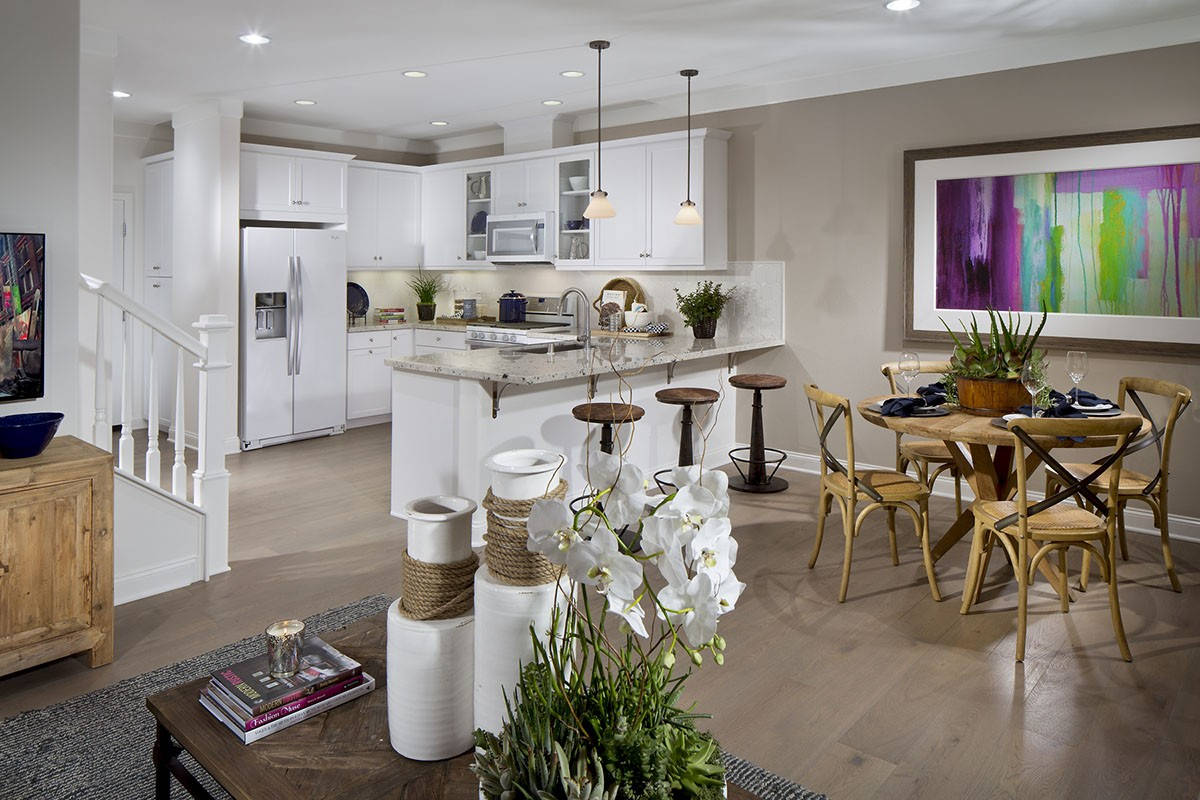 New Lake Forest Homes for Sale at El Paseo Community