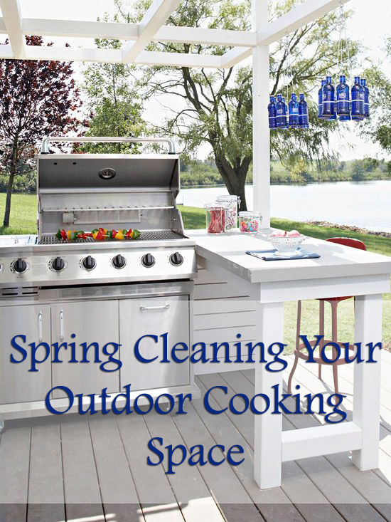 Spring Cleaning your Cooking Space