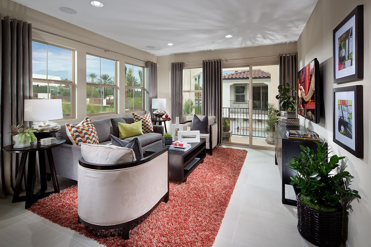 Lake Forest, CA New Homes for Sale at El Paseo