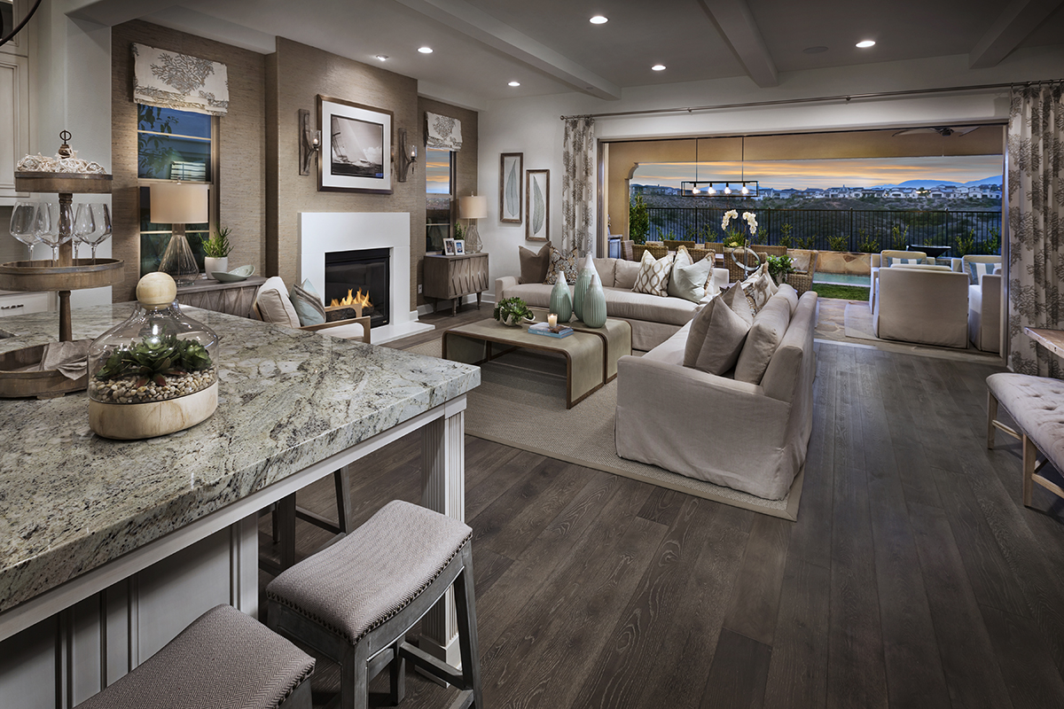 San Diego New Homes for Sale at Descanso in Del Sur