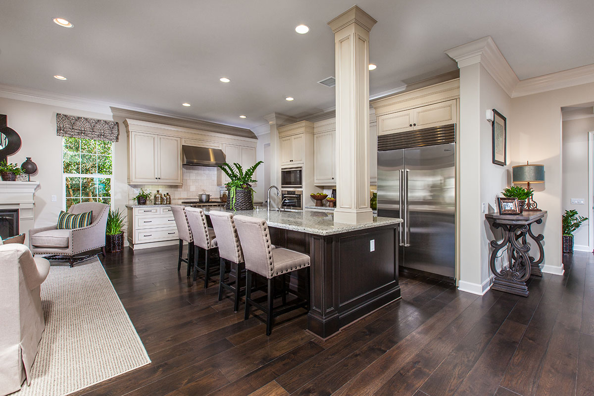Camellia At Rosedale Offers 3 Beautifully Model Homes To Tour
