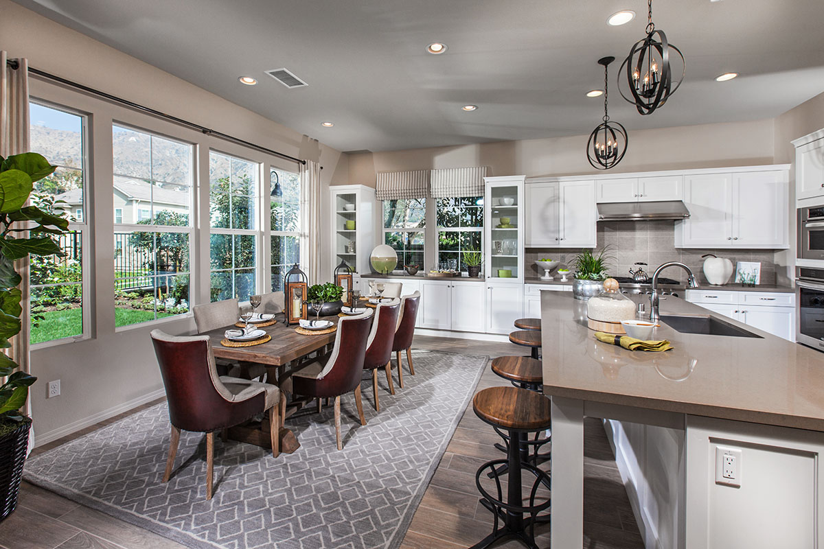 Azusa New Homes for Sale at Camellia Community