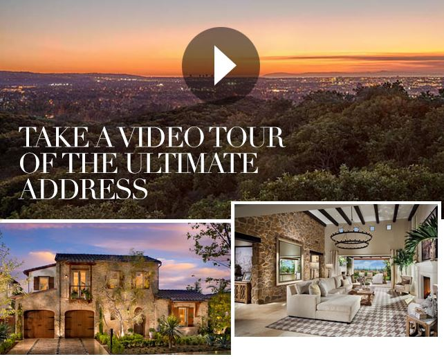 Premier View Homesites at La Vita in Irvine