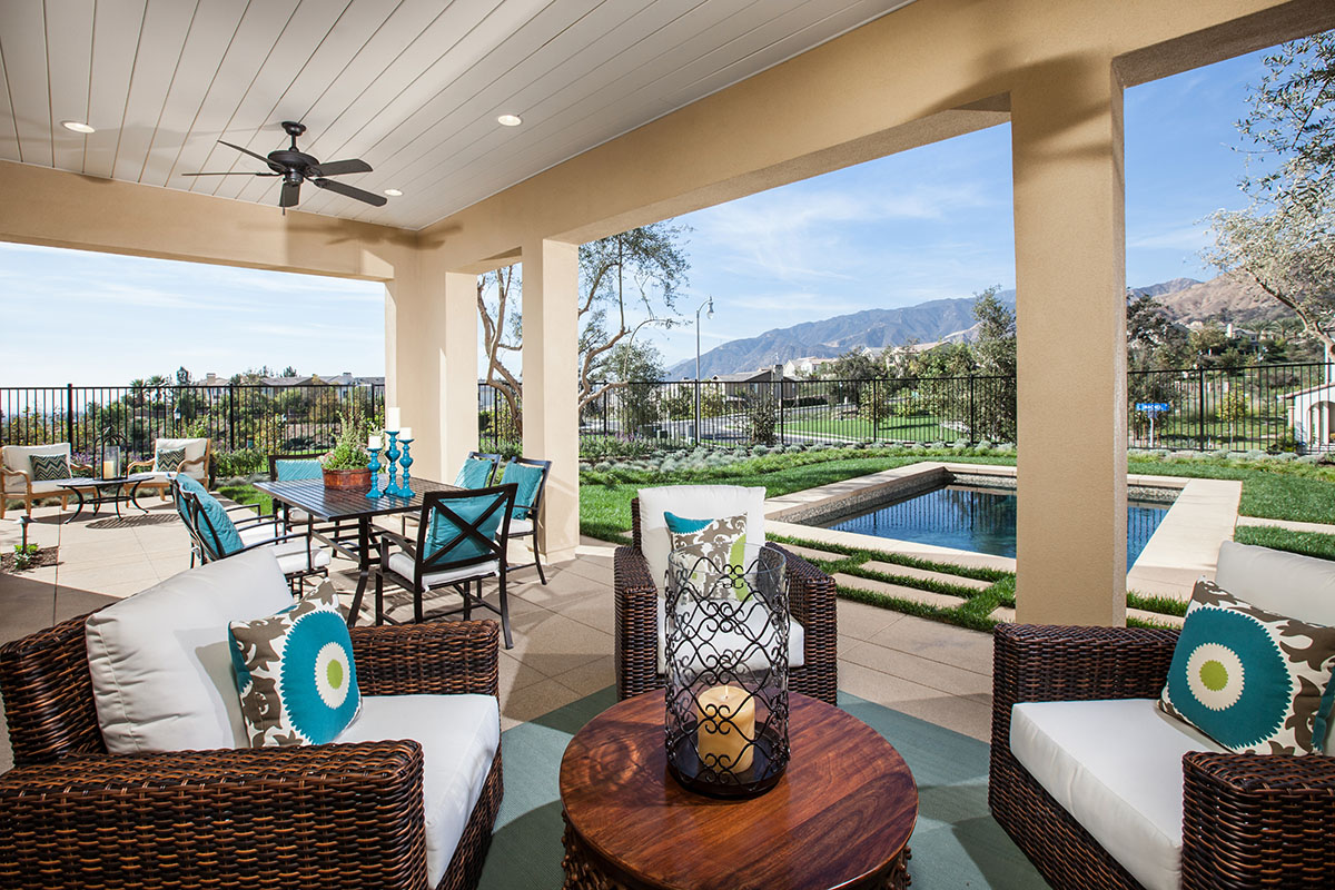 Camellia at Rosedale - New Azusa Homes for Sale
