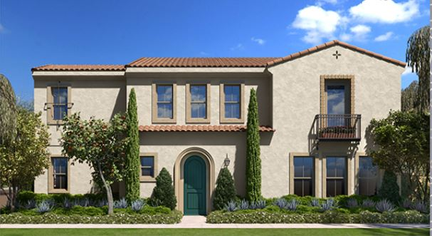 Legado at Portola Springs new community in Irvine, CA