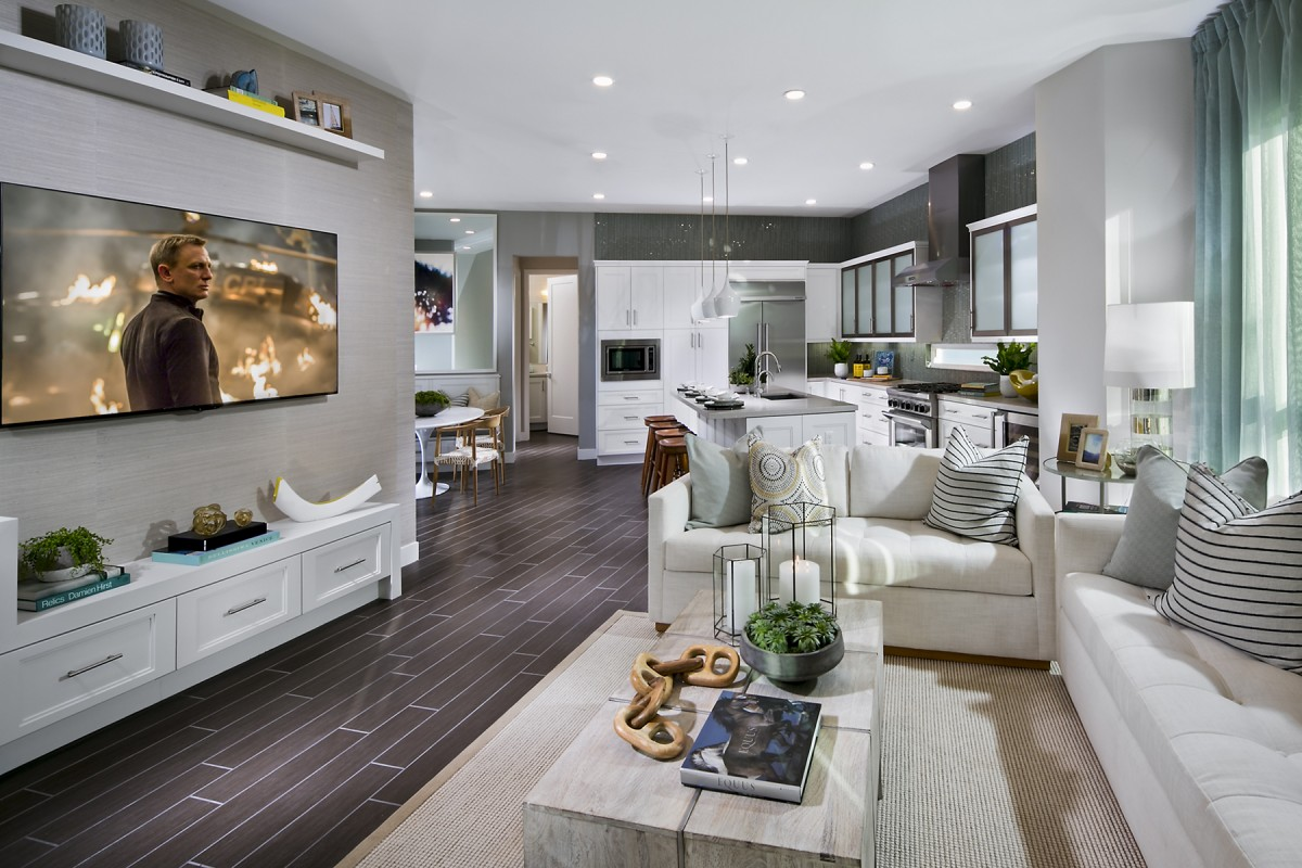 Los Angeles new homes for sale at Everly
